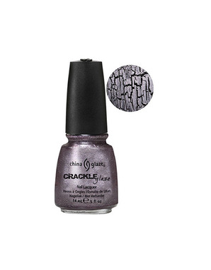 CHINA GLAZE CRACLE GLAZE, ЦВЕТ №80764 LATTICED LILAC