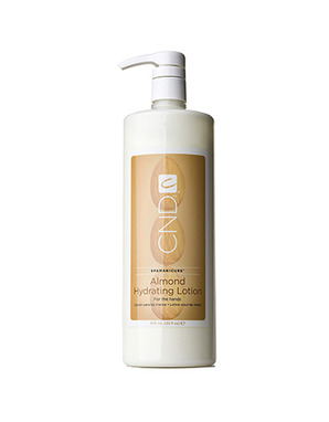 CND ALMOND HYDRATING LOTION 975ML