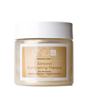 CND ALMOND ILLUMINATING MASQUE 378G