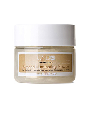 CND ALMOND ILLUMINATING MASQUE 73G