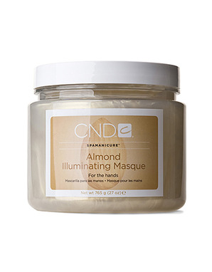 CND ALMOND ILLUMINATING MASQUE 765G
