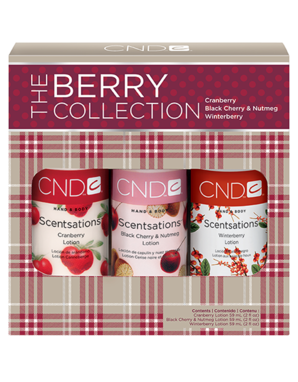 CND, BERRY LOTION COLLECTION
