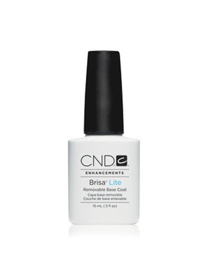 CND BRISA LITE, REMOVABLE BASE COAT 14 G