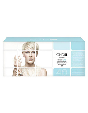 CND BRISA LITE, REMOVABLE GEL SMOOTHING PACK