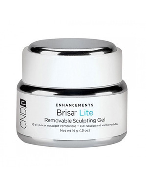 CND BRISA LITE, REMOVABLE SCULPTING GEL NEUTRAL PINK 14 G