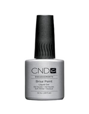 CND BRISA PAINT SOFT WHITE 12 ML