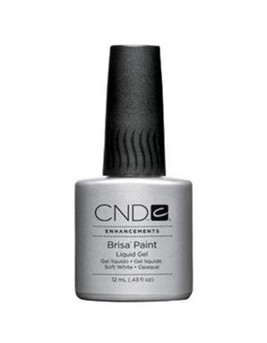 CND BRISA PAINT SOFT WHITE 12 ML