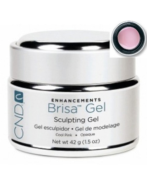 CND BRISA SCULPTING UV GEL COOL PINK OPAQUE 42 G