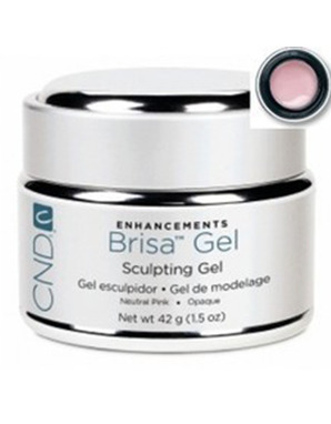 CND BRISA SCULPTING UV GEL NEUTRAL PINK OPAQUE 42 G