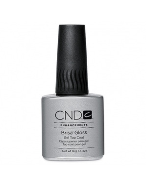 CND BRISA UV GLOSS TOP COAT 14G