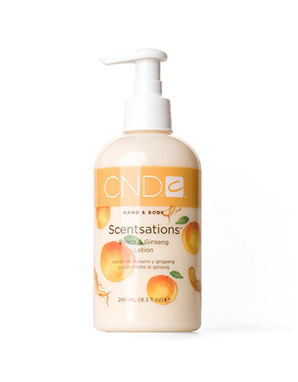 CND CREATIVE SCENTSATIONS PEACH & GINSENG 245 ML