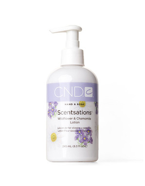 CND CREATIVE SCENTSATIONS WILDFLOWER & CHAMOMILE 245 ML