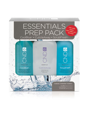CND, ESSENTIALS PREP PACK