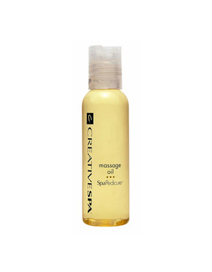 CND MASSAGE OIL 975 ML