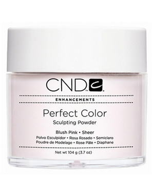 CND PERFECT BLUSH PINK SHEER 104 G