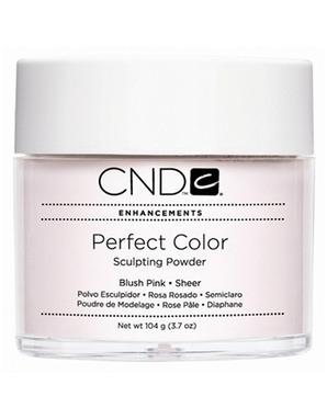 CND PERFECT BLUSH PINK SHEER 104 G