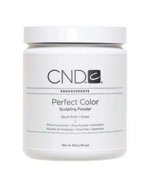 CND PERFECT BLUSH PINK SHEER 453 G