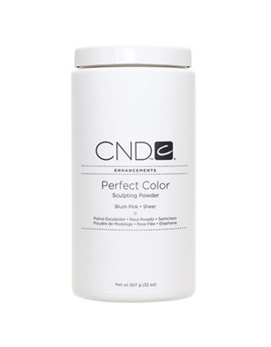 CND PERFECT BLUSH PINK SHEER 907 G (КРАСНОВАТО-РОЗОВАЯ)
