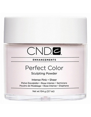 CND PERFECT INTENSE PINK SHEER 104 G