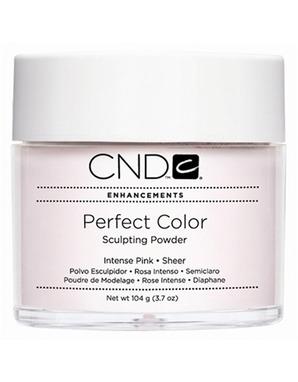CND PERFECT INTENSE PINK SHEER 104 G