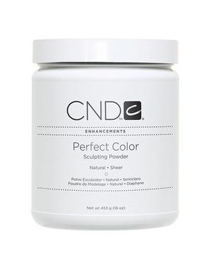 CND PERFECT NATURAL SHEER 453 G (НАТУРАЛЬНАЯ)
