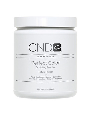 CND PERFECT NATURAL SHEER 453 G (НАТУРАЛЬНАЯ)