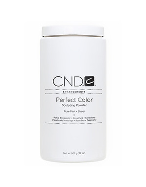CND PERFECT PURE PINK SHEER 907 G (ПРОЗРАЧНО-РОЗОВАЯ)