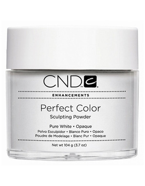 CND PERFECT PURE WHITE 104G