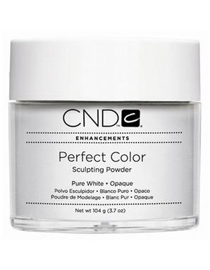 CND PERFECT PURE WHITE 104G