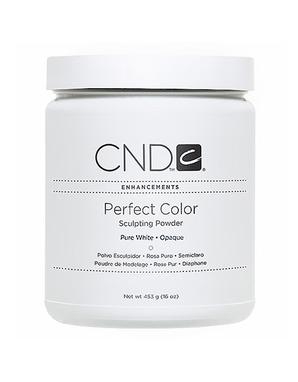 CND PERFECT PURE WHITE 453 G (ЯРКО-БЕЛАЯ)