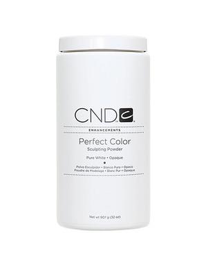 CND PERFECT PURE WHITE 907 G