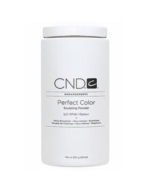 CND PERFECT SOFT WHITE 907 G (НЕЯРКАЯ БЕЛАЯ)
