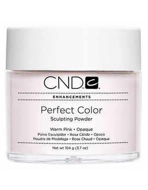 CND PERFECT WARM PINK OPAQUE 104 G