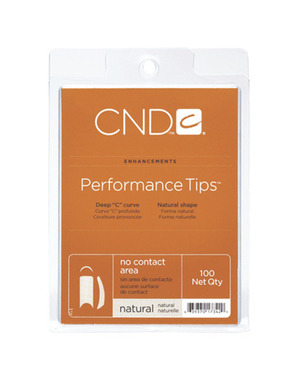 CND, PERFORMANCE TIPS 100ШТ