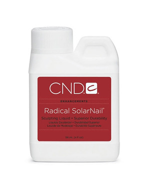 CND, RADICAL SOLARNAIL LIQUID 118 ML