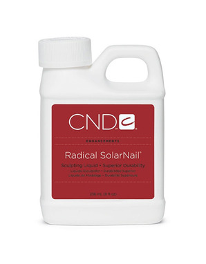 CND, RADICAL SOLARNAIL LIQUID 236 ML