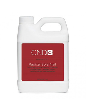 CND, RADICAL SOLARNAIL LIQUID 473 ML