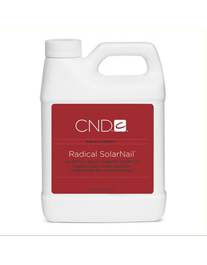 CND, RADICAL SOLARNAIL LIQUID 946 ML