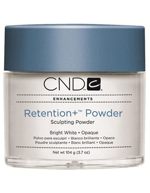 CND RETENTION+ POWDER BRIGHT WHITE 104 G