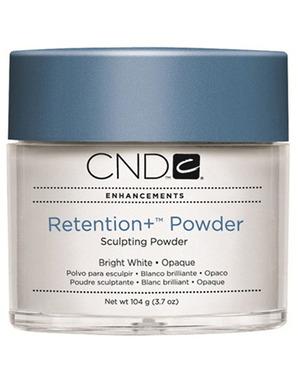 CND RETENTION+ POWDER BRIGHT WHITE 104 G