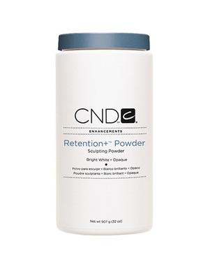 CND RETENTION+ POWDER BRIGHT WHITE 907G