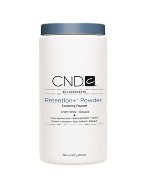 CND RETENTION+ POWDER BRIGHT WHITE 907G