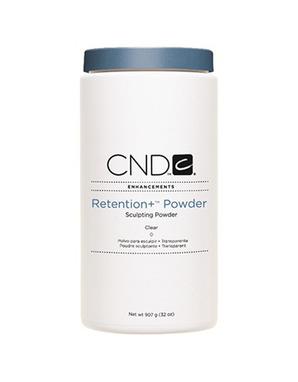 CND RETENTION+ POWDER CLEAR 907G