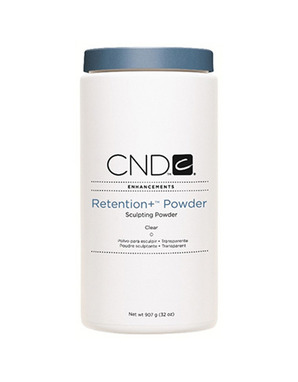 CND RETENTION+ POWDER CLEAR 907G