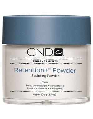 CND RETENTION+ POWDER CLEAR (ПРОЗРАЧНАЯ) 104 G