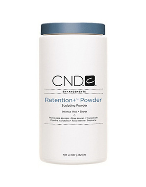 CND RETENTION+ POWDER INTENSE PINK 907G