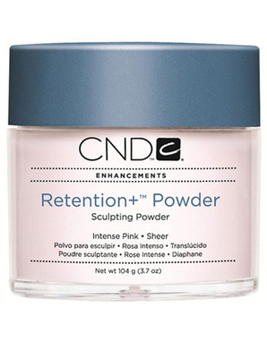 CND RETENTION+ POWDER INTENSE PINK (НАСЫЩЕНО-РОЗОВАЯ) 104 G