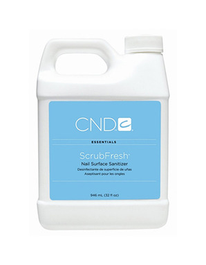 CND, SCRUB FRESH 946 ML