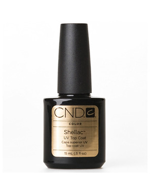 CND SHELLAC TOP COAT 15 ML