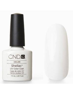 CND SHELLAC, ЦВЕТ STUDIO WHITE 7,3 ML